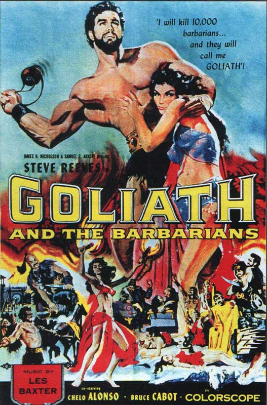 Goliath, Reynold Brown