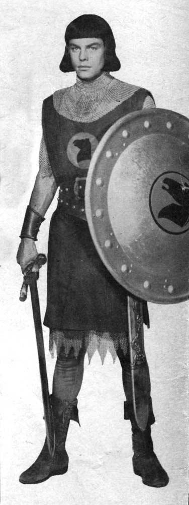 Prince Valiant Movie 1954